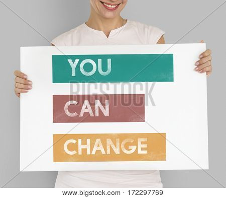 You Can Change Concept