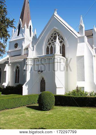 DUTCH REFORM CHURCH, CAPE TOWN SOUTH AFRICA 13fru