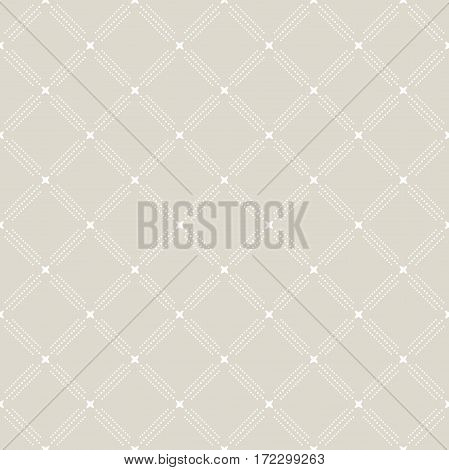 Geometric repeating pattern. Seamless abstract modern texture for wallpapers and backgrounds