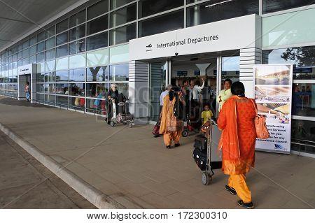 Nadi International Airport Fiji