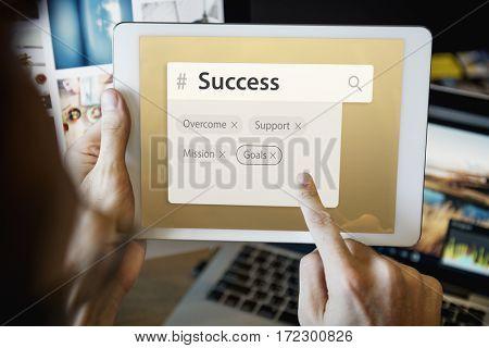 Success Achievement Improvement Expansion Search