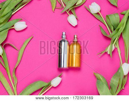 Perfume And Tulips
