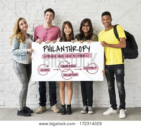 Endowment Grantor Philanthropy Generosity Giving