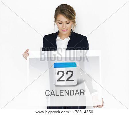 Calendar Schedule Dates Business Graphics