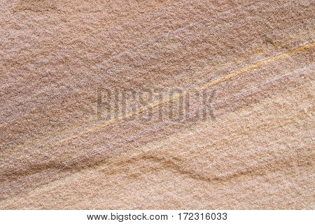 Wonderful Texture Of Sandstone For Background.