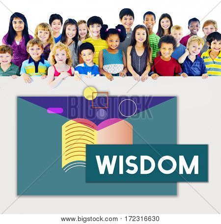 Education Knowledge Acquisition WIsdom Literacy Textbook