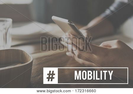 Mobility Broadcast Technology Wireless Connection