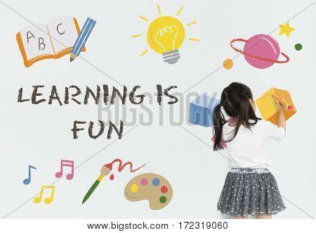 Learning Fun Childhood Imagination Education