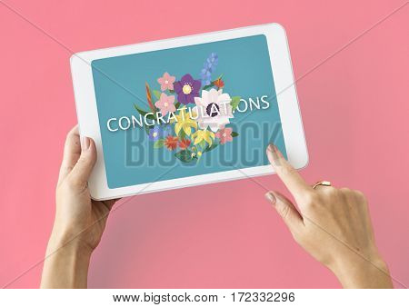Celebration Congratulation Welcome Appreciation Greetings