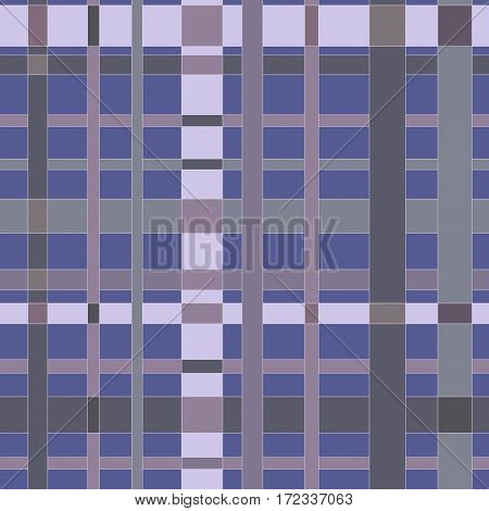 Tartan seamless pattern. Fashion graphic background design. Modern stylish abstract texture. Colorful template for prints textiles wrapping wallpaper website etc. Vector illustration
