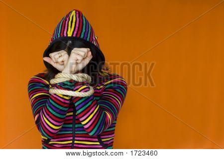 Captive Color Woman