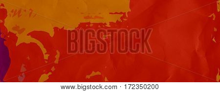 Abstract, abstraction background, art background, red and yellow abstract. Artistic abstraction. Art.