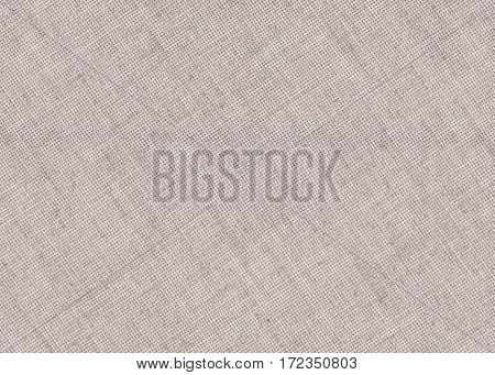 Texture canvas fabric as background. White canvas texture or background