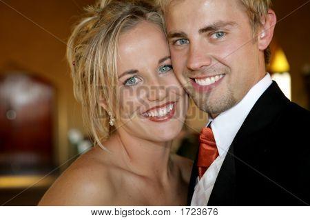 Hochzeit Gesichter