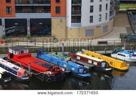Leeds Canals