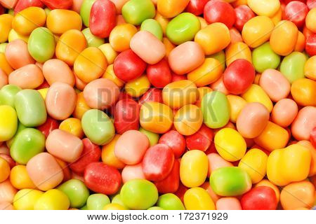 Colorful Candy Beans