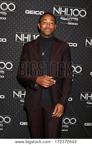 LOS ANGELES - JAN 27:  Kevin Phillips at The NHL100 Gala at Microsoft Theater on January 27, 2017 in Los Angeles, CA