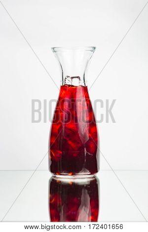Grenadine Coctail Drink