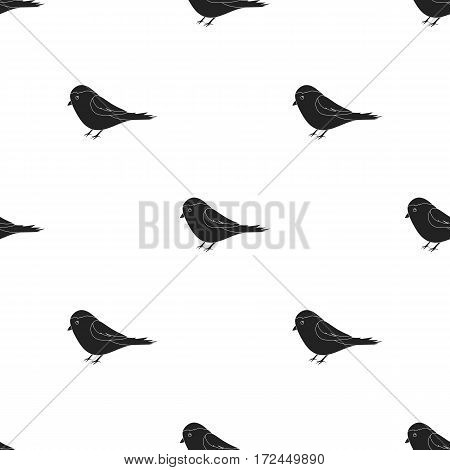 Parus icon in black style isolated on white background. Park pattern stock vector illustration.