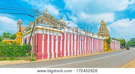 The Main Shiva Temples In Sri Lanka