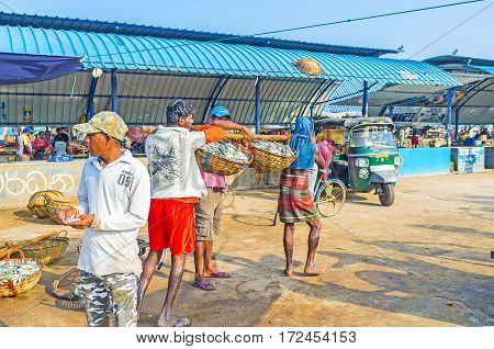 The Fish Sellers