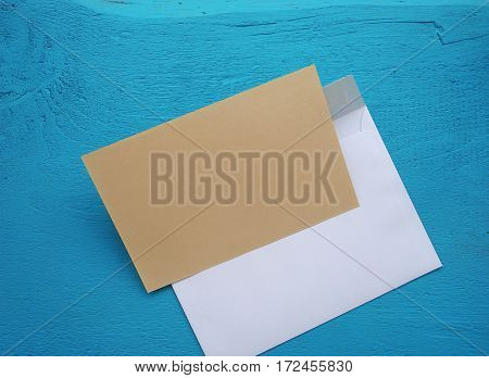 Mock up corporate identity. Letterhands mockup. Isolated.
