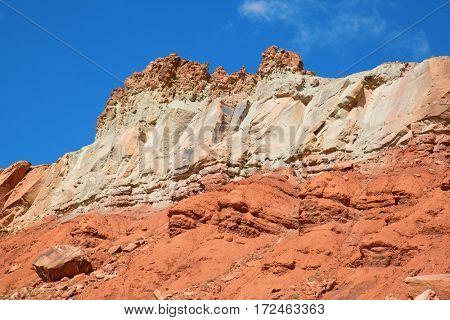 Capitol Reef National Park in Utah, USA