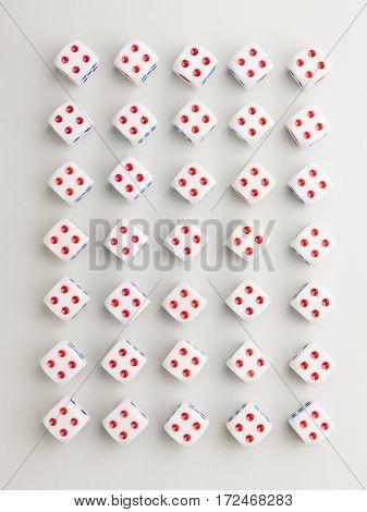 Full Four Cross Pattern