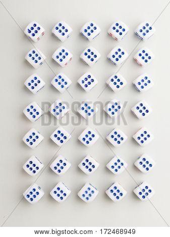 Full Six Cross Pattern