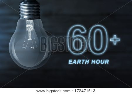 Turn Off Light Bulb For 60 Minute