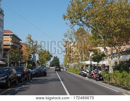 Venice Lido In Venice