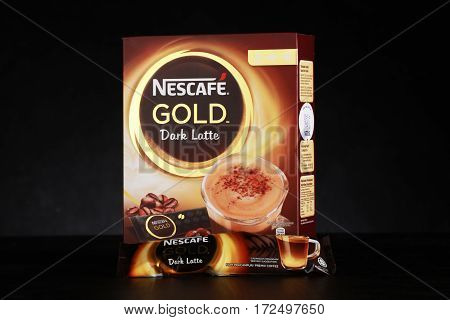 Nescafe Gold Drink Product Shot