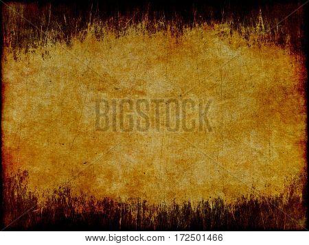 old vintage grunge pape vintage background texture for you message
