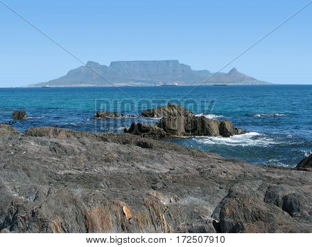 BLOUBERG STRAND, CAPE TOWN SOUTH AFRICA 14ssw