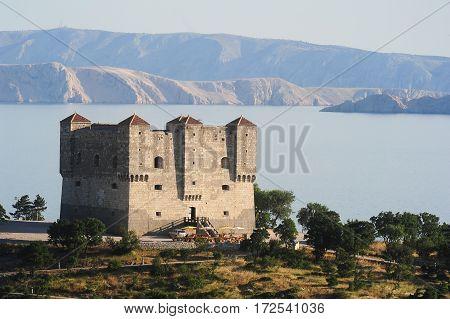 The Castle Of Senj