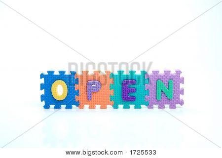Toy Open