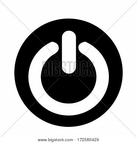 an images of Or pictogram On Off switch icon