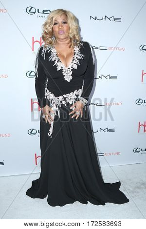 LOS ANGELES - FEB 19:  Kym Whitley at the 2017 Hollywood Beauty Awards at the Avalon Hollywood on February 19, 2017 in Los Angeles, CA