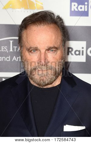 LOS ANGELES - FEB 19:  Franco Nero at the Los Angeles Italia Film Festival at the TCL Chinese 6 Theaters on February 19, 2017 in Los Angeles, CA