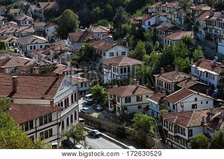 Ottoman architecture Goynuk Homes in Bolu, Turkey