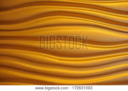 Gold Background Wall Patern