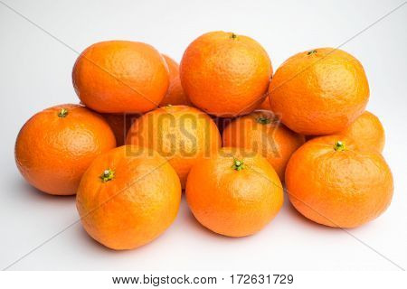 Group Of Clementines