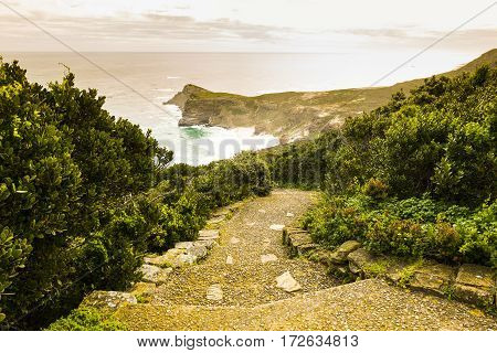Cape Of Good Hope Pathway