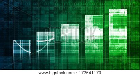 New Future Technology Concept Abstract Background for Business