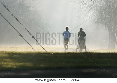 Misty Runners