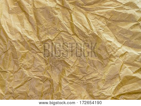 Crumpled paper texture for background background crumpled paper