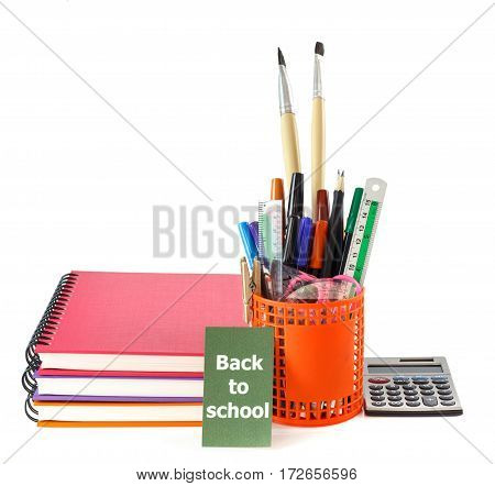 Back To School - Stationery Accessories