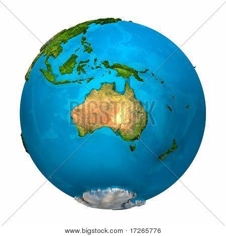 Planet Earth - Australia