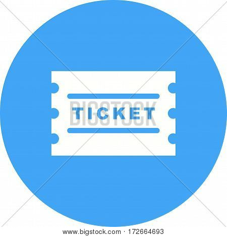 Museum, tickets, booth icon vector image. Can also be used for meseum. Suitable for web apps, mobile apps and print media.