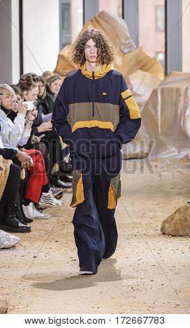 New York Fashion Week Fw 2017 - Lacoste Collection